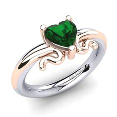 An emerald engagement rings is bought once in a lifetime, so it is very unique and special for the buyer and the receiver. Emerald, Gemstone Rings, Engagement Rings, Unique, Stuff To Buy, Jewelry, Jewerly, Enagement Rings, Wedding Rings