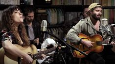 Angus & Julia Stone - Harvest Moon - 11/17/2017 - Paste Studios, New Yor...