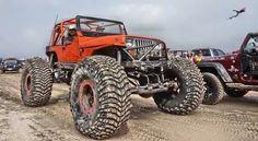 Oh hellz yeah ! Jeep Jl, Jeep Truck, Jeep Wrangler Yj, 4 Wheelers, Cool Jeeps, Jeep Gladiator, Jeep Stuff, Jeep Life, Beast Mode