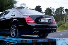 MegaUpload Have Their Luxurious Cars Seized | Pictures - UltraLinx