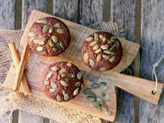 Whole-Grain Spice Muffins Recipe