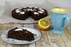 Schuko-Haselnuss-Kuchen von @vierasabova