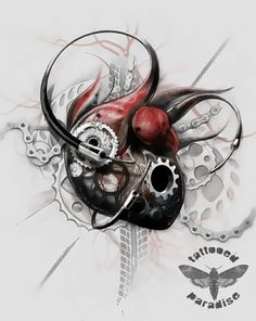 Biking Heart