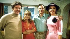 The Good Life: Classic sitcom about a middle class couple who decide to turn their home into a self-sufficient farm, starring Richard Briers, Felicity Kendal, Penelope Keith and Paul Eddington