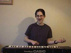 "Katy Scott sings ""I'm Irresponsible."" Funny video for exam week."
