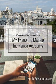My Favourite Madrid Instagram Accounts