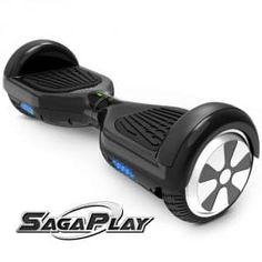 7. SagaPlay F1 Self Balancing Scooter Motorized