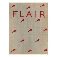 OnlineGalleries.com - Flair Magazine, Complete Set, February 1950 to January 1951