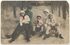 Веб-Портал Музеев - Postkaart: Jõuluks ja Uueks aastaks