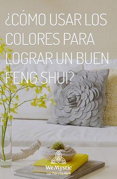 Colores en el Feng shui