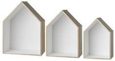 Bildresultat för hylla hus