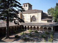 l'église de San Pedro de la Rúa, Estella