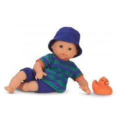 Jongens poppen. Want waarom alleen poppen voor meisjes?