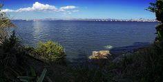 Baía de Guanabara - Ponte Rio Niterói - Mar - Oceano - Rio de Janeiro - Niterói - Brasil - Brazil