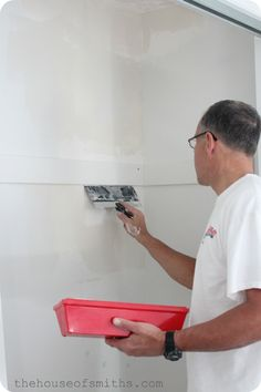 DIY-How to Repair Dry Wall