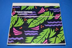 I used to have a Trapper Keeper, 4th-about 6th grade, Five star folders from 7th-12th grades.