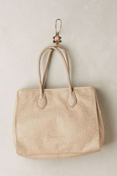 Bruni Ostrich-Embossed Tote - #anthroregistry