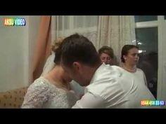 Gelin evden ayrılırken kardeşlerinin göz yaşları herkesi ağlattı - YouTube