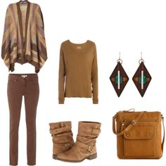 """""""Winter look"""" by danielaroblesb on Polyvore"""