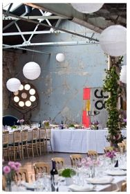 Something Vintage Rentals: Wanted: Industrial Chic Weddings