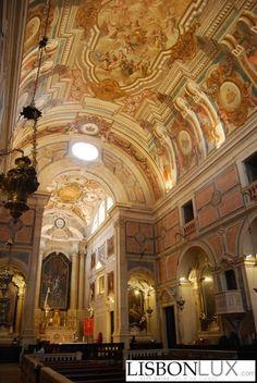 Lisbon Photos: CHURCHES   Imagens de Lisboa: IGREJAS