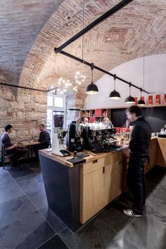 Espresso Embassy / sporaarchitects