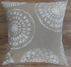 Cushion covers made with beautiful linen look fabric by designer Prestigious Textiles. All cushion cover seams are overlocked with an industrial machine. Brown Cushions, Prestigious Textiles, Cushion Covers, Scandinavian Design, Egg, Throw Pillows, Autumn, Navy, Fabric
