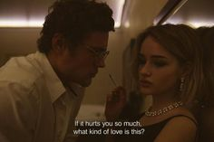 movie frases neckkiss: Love always hurts. Now Quotes, Film Quotes, Famous Movie Quotes, Citations Film, Aesthetic Words, Movie Lines, Tumblr Quotes, Mood, Quotations