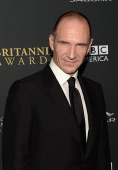 Ralph Fiennes Photos Photos - Actor Ralph Fiennes with Stylebop.com attends the…