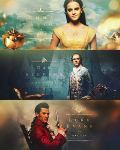 Beauty and the beast Live action Disney Pixar, Walt Disney, Disney Films, Disney And Dreamworks, Disney Love, Disney Magic, Disney Art, Disney 2017, Funny Disney