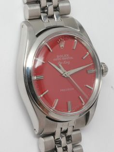 Shop luxury and designer wrist watches and other gold antique and vintage watches from the world's best jewelry dealers. Rolex Watches For Men, Cool Watches, Wrist Watches, Vintage Rolex, Vintage Watches, Rolex Air King, Bmw X7, Rolex Explorer, Rolex Day Date