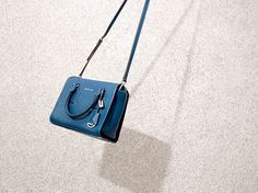 Swing into spring with a haute handbag that goes everywhere and with everything. #StyleTip