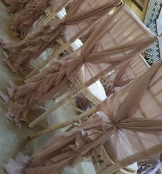 ruffled chair hoods Ceremony Decorations, Wedding Events, Hoods, Chair, Recliner, Cowls, Cooker Hoods, Chairs