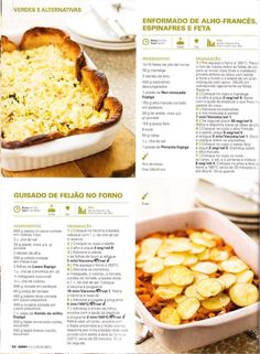 Revista bimby pt-s02-0036 - novembro 2013 Guisado, Kitchen Time, Portuguese Recipes, Happy Foods, Secret Recipe, Yummy Appetizers, Cooking Tips, Food And Drink, Yummy Food
