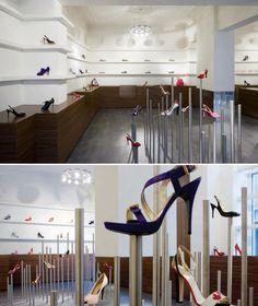 Maastricht shoe store Kymyka