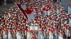 Canadian Olympic Committee thinking bigger for 2012 London Olympic Games, Olympics Opening Ceremony, The Game Is Over, Summer Games, Summer Olympics, Rowing, Olympic Committee, Olympic Athletes, Canada