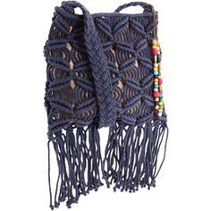 Love this macrame purse $49