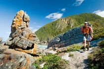 The sabre-toothed Otter Trail   Getaway Magazine