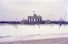 Brandenburg Gate - East Berlin - January 1968 | Flickr - Photo Sharing!