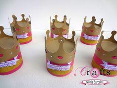 coroa princesa scrapbook