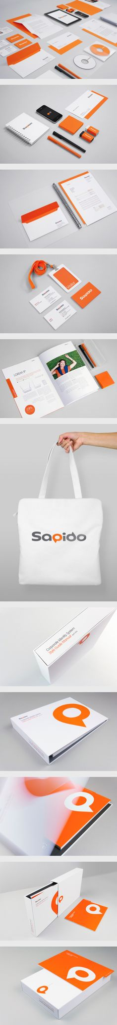 Sapido identity by David López