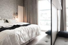 Jutta K.N: Verhoilla makuuhuoneeseen hotellimainen ylellisyys