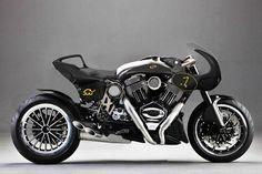CR&S Duu Cafèdecursa Cafe Racer #motorcycles #caferacer #motos   caferacerpasion.com