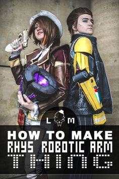 Guess what kiddos…. WE FINALLY FINISHED THE RHYS ROBO ARM TUTORIAL! NOW LETS GET STARTED
