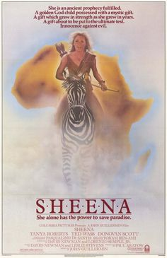 Sheena - Queen of the Jungle (1984) All I can say about the movie is that yes she is really hot but the movie is not. 1 of 5