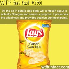 Then they should make the bag twice as big to make room for more chips!