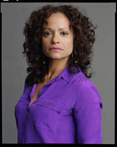 Portrait of Judy Reyes, By Timothy Greenfield photography