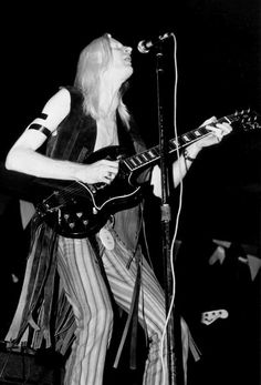 Johnny Winter.  Slide, hybrid picking, acoustic, electric, what can we say, Johnny is the man!