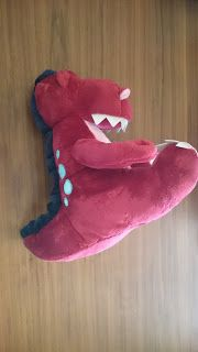 Snuggleasaurs ~ Tobar ~ Product Review ~ Fun 4 Kid http://www.fun4kid.com/2015/11/snuggleasaurs-tobar-product-review.html