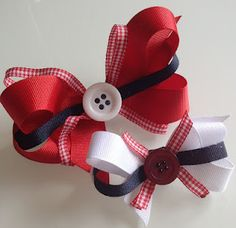 Bows for the girls